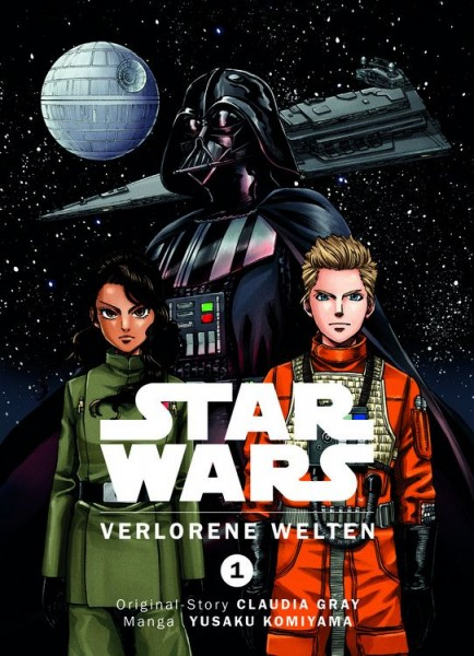 Star Wars: Verlorene Welten 1 Cover
