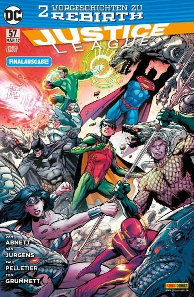 Justice League 57