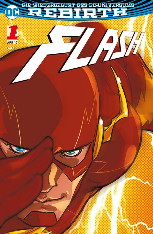 Flash 1: Die Flash-Akademie Variant