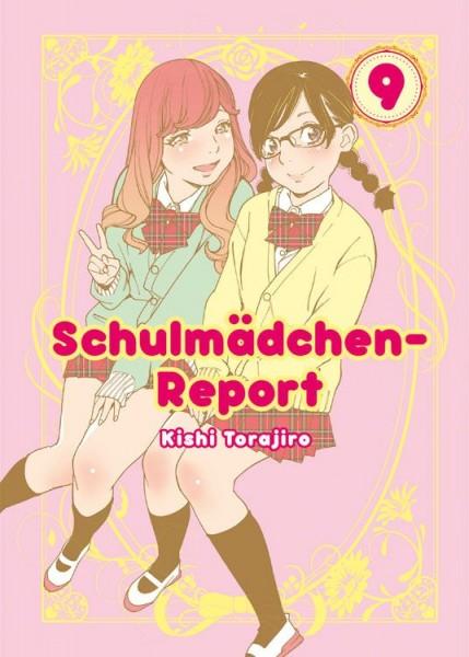 Schulmädchen-Report 9