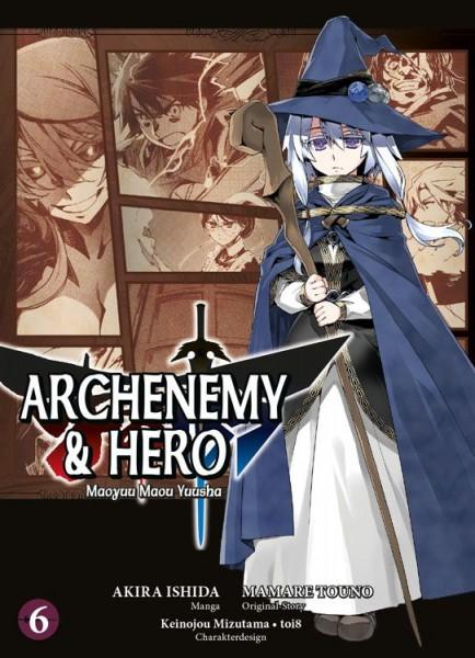 Archenemy & Hero 6: Maoyuu Maou Yuusha