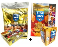 Panini FIFA 365 Super-Set (Sticker + Trading Cards)