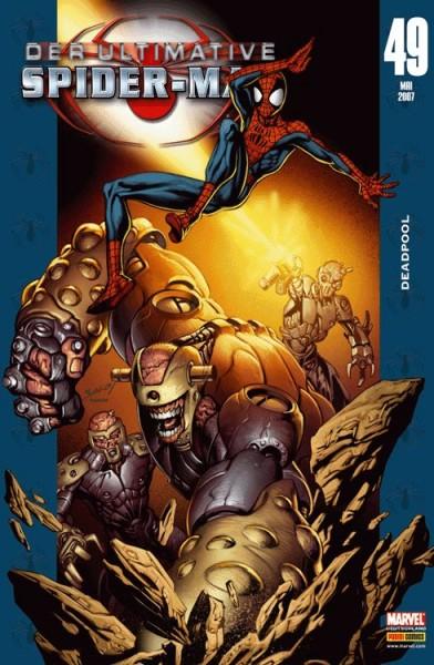 Der ultimative Spider-Man 49