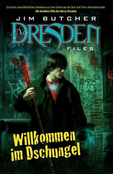 Jim Butcher: Dresden Files 1: Willkommen Im Dschungel