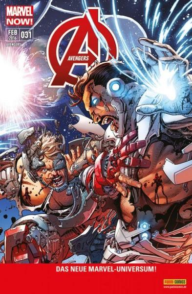 Avengers 31 (2013)