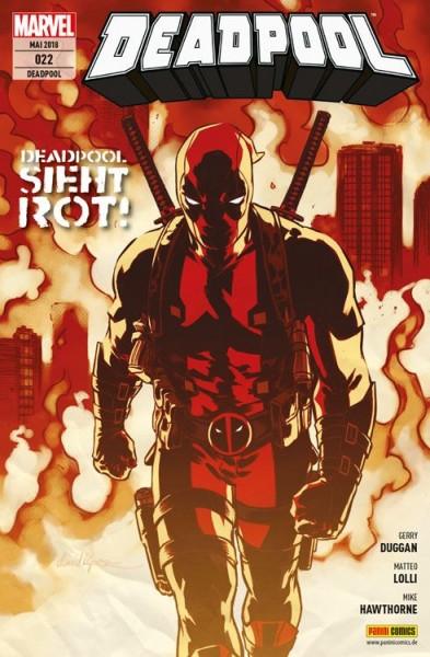 Deadpool 22 (2016)