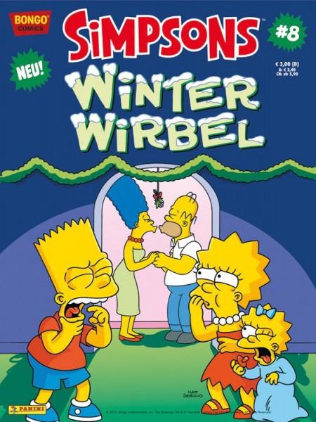 Simpsons: Winter-Wirbel 8