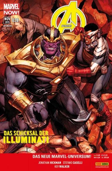 Avengers 28 (2013)