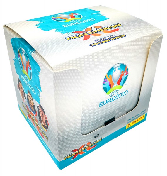 UEFA Euro 2020 Adrenalyn XL Box
