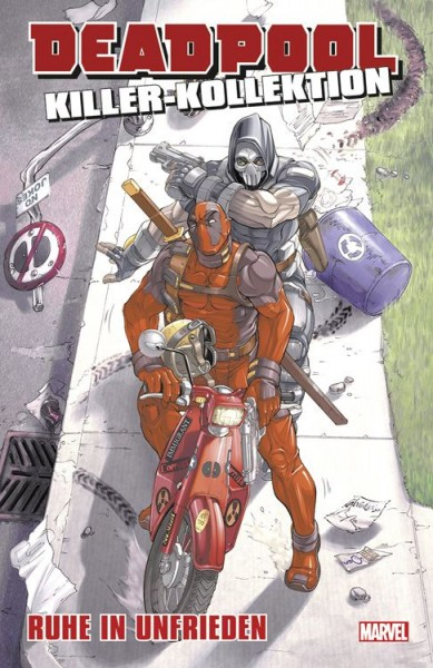 Deadpool Killer-Kollektion 14