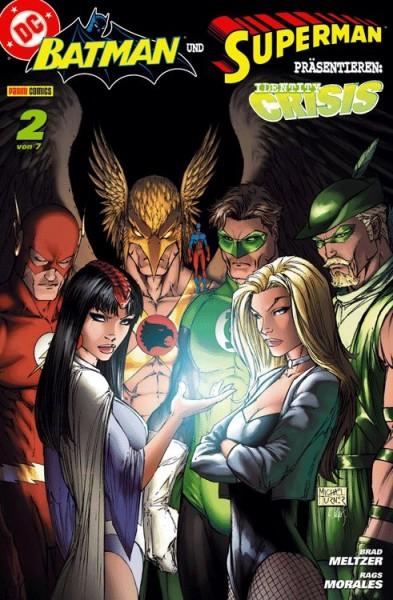Batman und Superman präsentieren: Identity Crisis 2