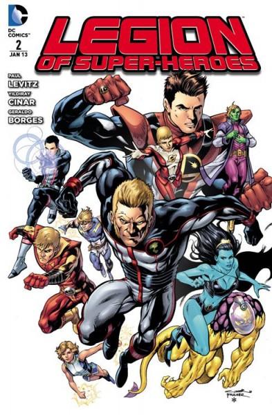 Legion of Super-Heroes 2
