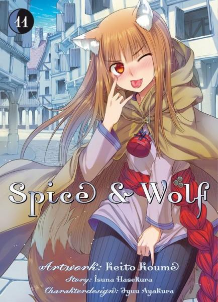 Spice & Wolf 11