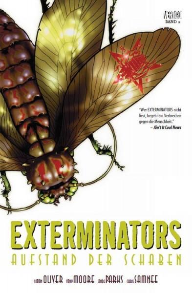 Exterminators 2: Aufstand der Schaben