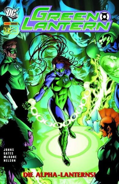 Green Lantern Sonderband 12 - Die Alpha-Lanterns