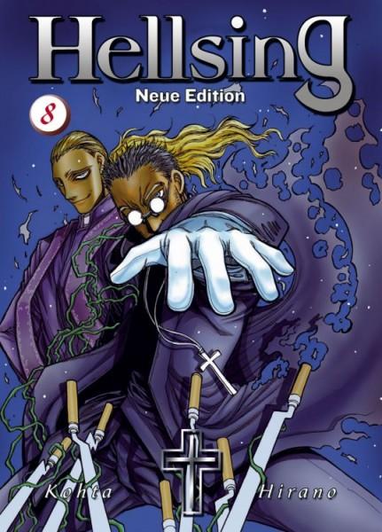 Hellsing - Neue Edition 8