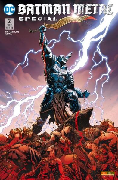 Batman Metal Special: Der Aufstieg der Dunklen Ritter 2 Variant 2