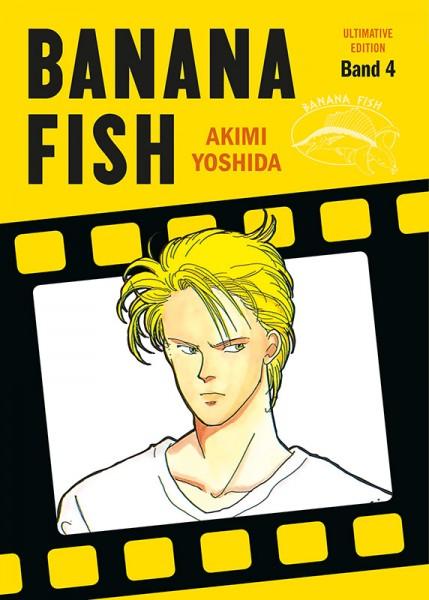 Banana Fish: Ultimative Edition 4 Cover