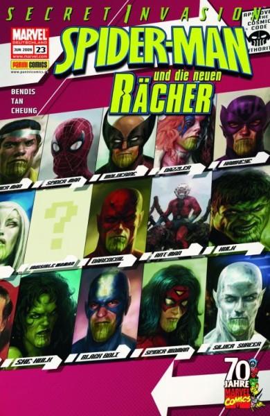 Spider-Man & Die neuen Rächer 23