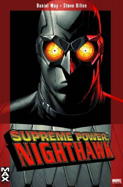 Max 11: Supreme Power 4 - Nighthawk
