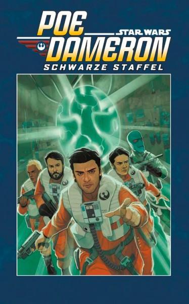 Star Wars Sonderband 95: Poe Dameron I Staffel Schwarz