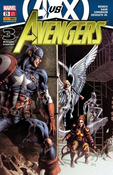 Avengers 25 (2011)