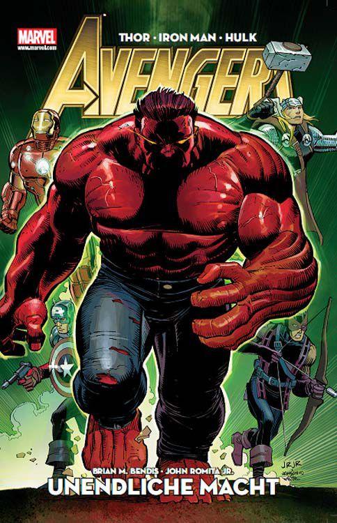 Avengers Special: Unendliche Macht