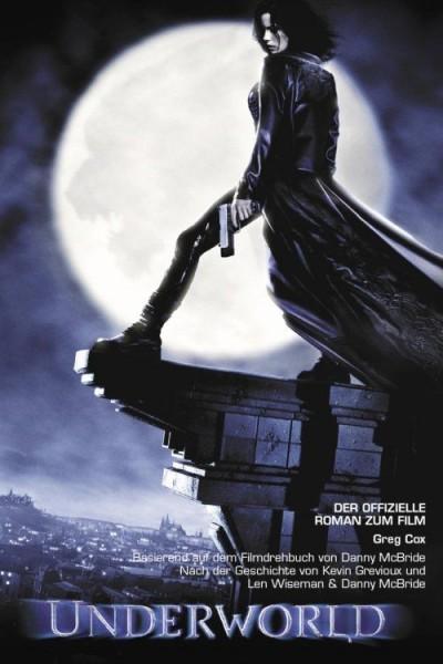 Underworld - Der offizielle Roman zum Film