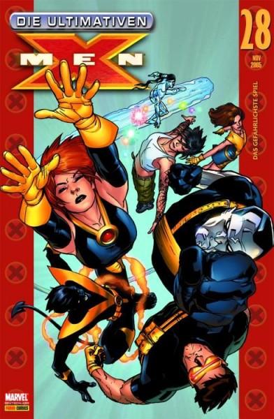 Die Ultimativen X-Men 28