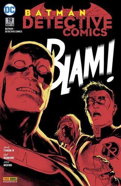 Batman: Detective Comics 19