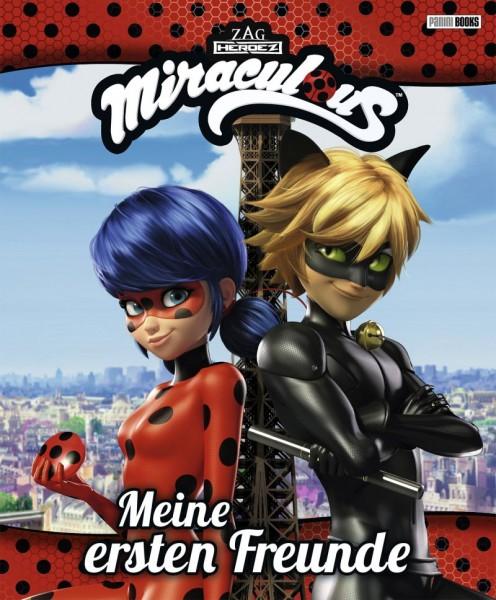 Miraculous Ladybug - Meine ersten Freunde Cover