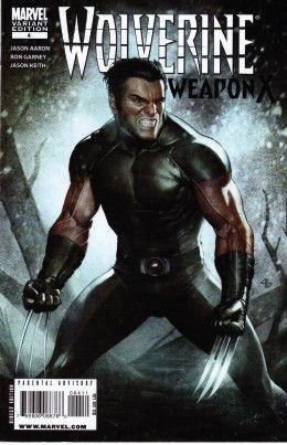 100% Marvel 64: Wolverine Comic Action 2012 Variant