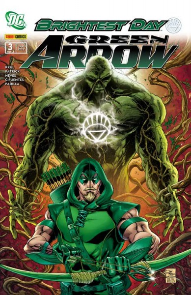 Brightest Day: Green Arrow 3