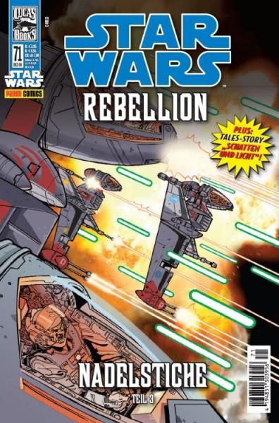 Star Wars 71: Rebellion/Tales