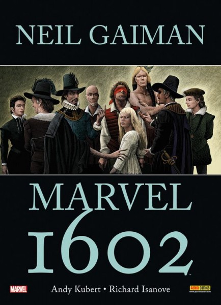 Marvel 1602 Deluxe