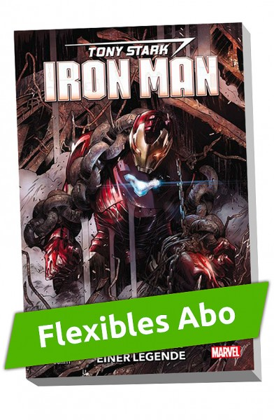 Flexibles Abo - Tony Stark: Iron Man