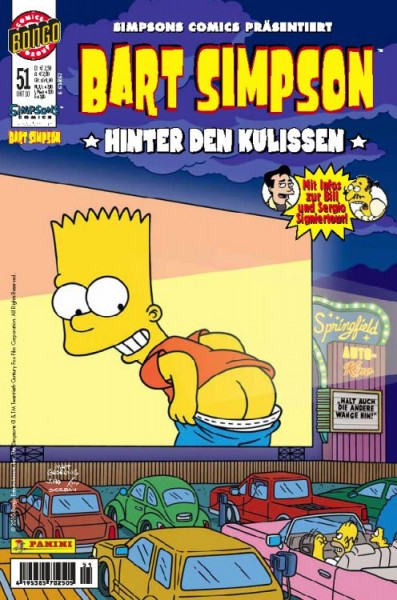 Bart Simpson Comics 51