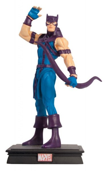 Marvel Universum Figuren-Kollektion: #21 Hawkeye