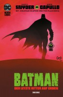 Batman: Der letzte Ritter auf Erden Cover