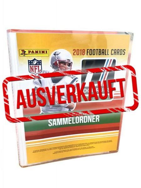NFL 2018 DONRUSS Trading Cards - Sammelordner
