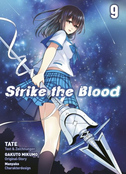 Strike the Blood 9