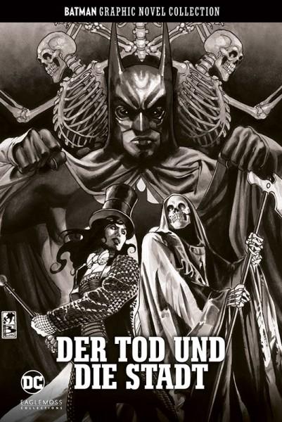 Batman Graphic Novel Collection 45: Der Tod und die Stadt Cover