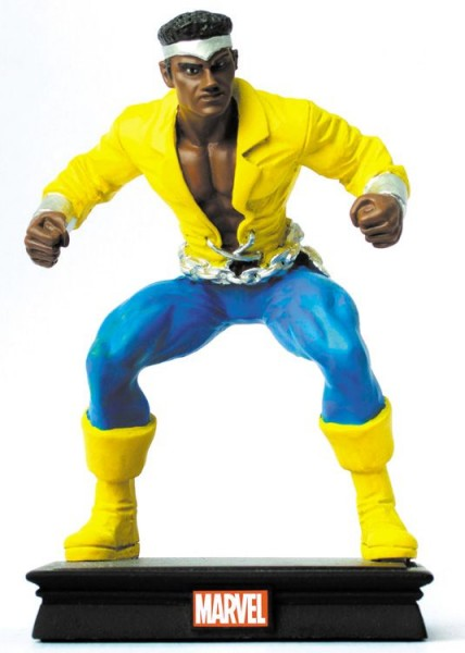 Marvel Universum Figuren-Kollektion: #48: Luke Cage