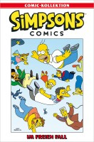 Simpsons Comic-Kollektion 66 Im freien Fall Cover