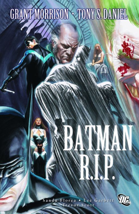Batman R.I.P. - Comic Action 2009