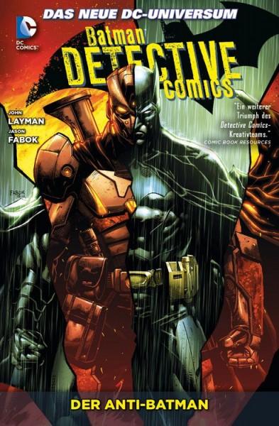 Batman: Detective Comics 4: Der Anti-Batman