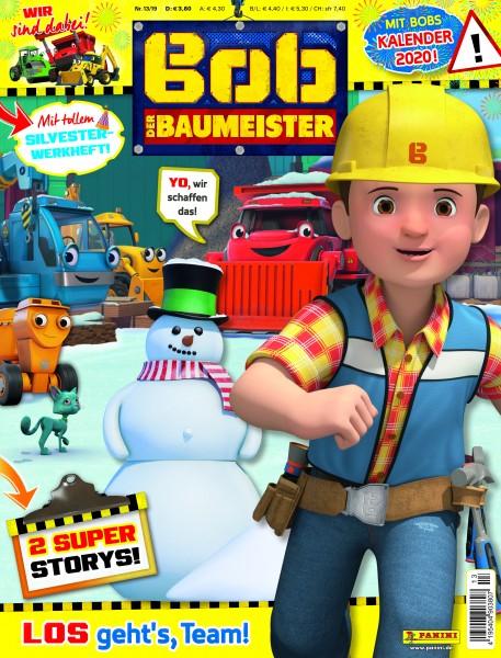 Bob der Baumeister Magazin 13/19