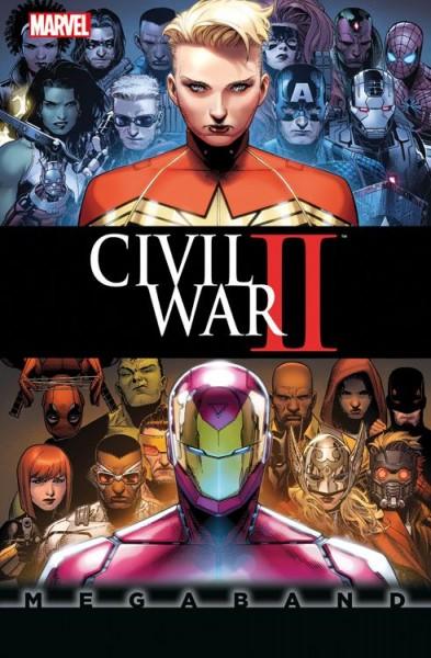 Civil War II: Megaband