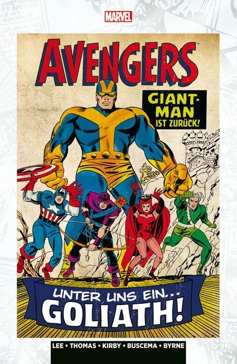 Marvel Klassiker - Avengers 2