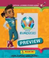 UEFA EURO 2020™ The Official Preview Collection - Sticker - Album International